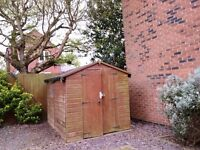 Shed 2.40 x1.80