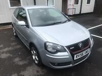 ***VOLKSWAGEN POLO GTI 2006/56 ONLY 68,000MILES 2 OWNERS FROM NEW***
