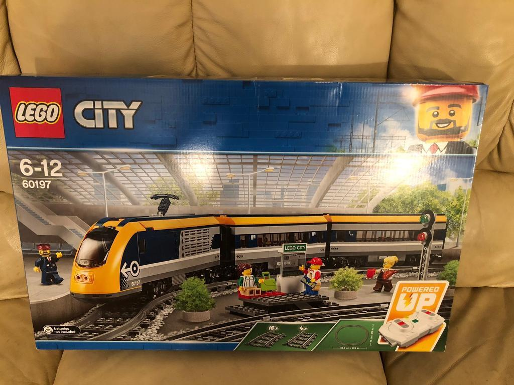 Bnib Lego City Train Set 60197 In Port Talbot Neath Port Talbot Gumtree