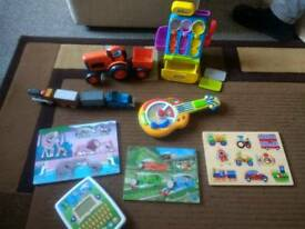 Bundle of pre-school toys