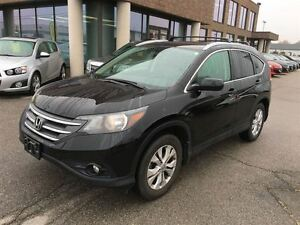 2012 Honda CR-V EXL AWD, LEATHER, SUNROOF, BACK-UP CAMERA