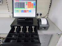 """Epos SYSTEM 15"""" Touch Till System Touchscreen Till, Cash Till, Epos software"""