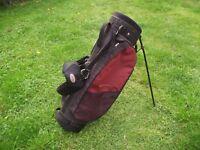 Benross Stand/Carry Golf Bag - Great Bag - Lightweight