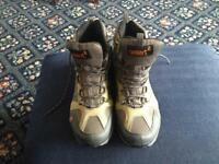 Gelert size 11 walking hiking boots