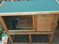Guinea pig hutches