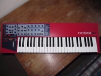 NORD LEAD 2X - EXCELLENT CONDITION