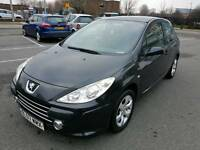 2007 PEUGEOT 307 HDI 1.6 DIESEL MANUAL, CHEAP TAX,