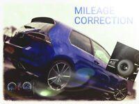 MILEAGE CORRECTION DASH FIX DIAGNOSTICS Inc MK7 Golf R etc