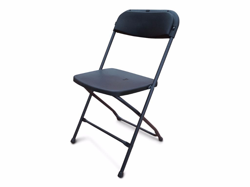 NEW Folding Stackable Plastic Samsonite Chairs Catering - Catering chairs