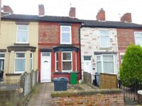 Two bedroom terrace, Maybank Road, Birkenhead, CH42 7HJ