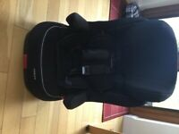 Kidde care isofix car seta, folding pushchair and fire guard