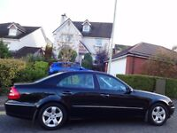 (2005) MERCEDES E320 CDi AVANTGARDE AUTO ONLY 60K MILES, FULL HISTORY, TOP SPEC, IMMACULATE+ORIGINAL