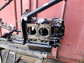 Sunbeam Frame S7 / S8 – 1600cc VW engined Von Dutch Project Real Bobber