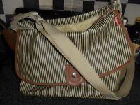 Babymel changing bag with changing bag