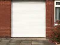 insulated roller garage doors Special offer £799 Fully fitted 10 year Guarantee, Poulton,cleveleys
