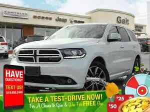 2018 Dodge Durango GT AWD | NAV DVD LEATHER SUNROOF