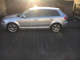 Audi A3 low miles great condition