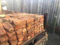 200 reclaimed bricks