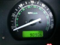 Low mileage freelander