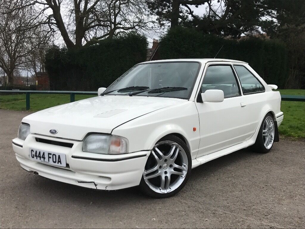 ford escort rs turbo series 2 fsh classic future investment in coventry west midlands. Black Bedroom Furniture Sets. Home Design Ideas