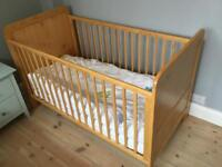 John Lewis Alex cotbed in excellent condition for sale £50 ONO - Tooting Bec