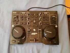 Hercules dj controls instinct USB decks