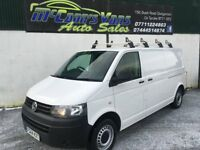 2014 TRANSPORTER LWB 140BHP 1 UK OWNER IMMACULATE VAN *FINANCE AVAILABLE*