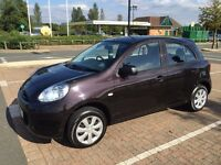 Fully serviced car, recently past its MOT. Low mileage. New front tyres and tracking.