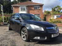 2011 VAUXHALL INSIGNIA 2.0 SRI CDTI AUTO ESTATE ** 58,000 MILES **ALL CARDS ACCEPTED