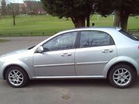CHEVROLET LACETTI 1.6 SX Excellent condition