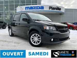 2014 DODGE GRAND CARAVAN R/T CUIR NAV DÉMARREUR HITCH