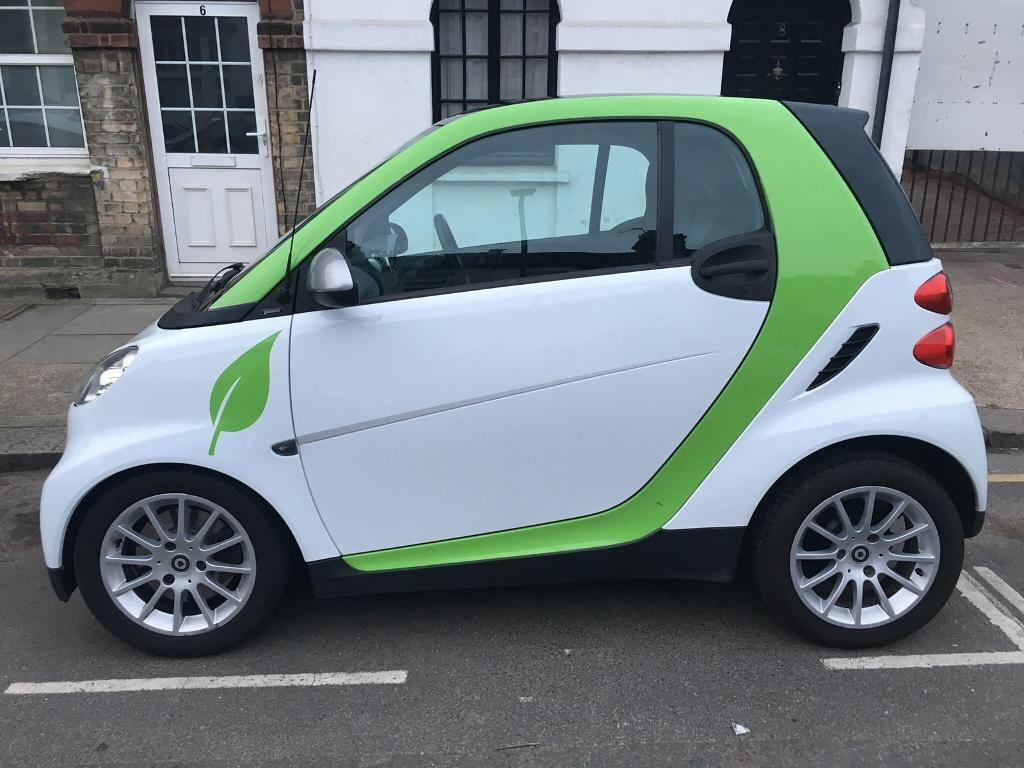smart fortwo cdi diesel - 80 miles per gallon - £0 road tax | in