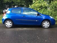 2010 Renault Clio 1.2 16V Extreme 3dr (full service history and 1 years MOT) 1 owner from new