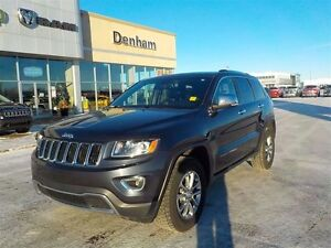 2014 Jeep Grand Cherokee Jeep Grand Cherokee Limited
