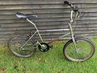 Raleigh Burner Chrome 80s vintage bmx bike