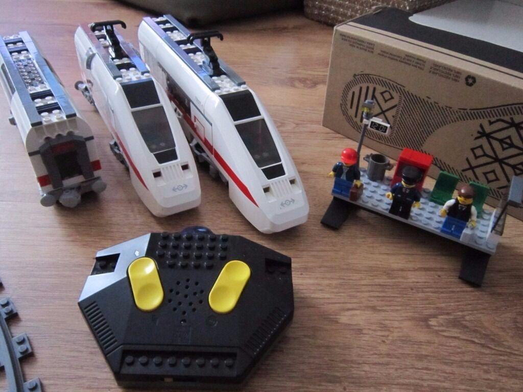 Lego City Train Set 7897 In Gateshead Tyne And Wear Gumtree