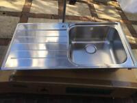 Rangemaster Sink 1.0 LHD