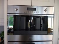 Smeg CMS45X Integrated Coffee Machine - new and unused with instruction booklet