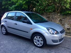 2008 FORD FIESTA STYLE 1.2