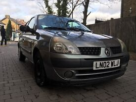 Renault Clio 1.4 automatic good running car no electric faults