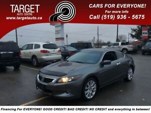 2009 Honda Accord EX-L,Leather,Roof, V6,Mint Condition Drives Gr
