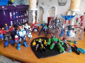 Marvel mashers job lot