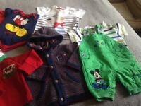 Bundle baby boy clothes
