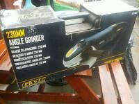 GMC 230mm angle grinder new