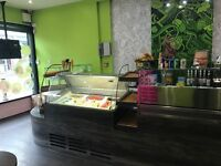Cafe/restaurant business for sale in withingon fully equipped