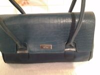 Beautiful Teal FIORELLI Shoulder Medium Size Handbag - NEW Condition - Proceeds To Local Charity