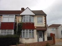 Recently upgraded three bedroom end of terrace house in Elson, Gosport