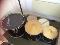 Stagg 5 piece Drum Kit