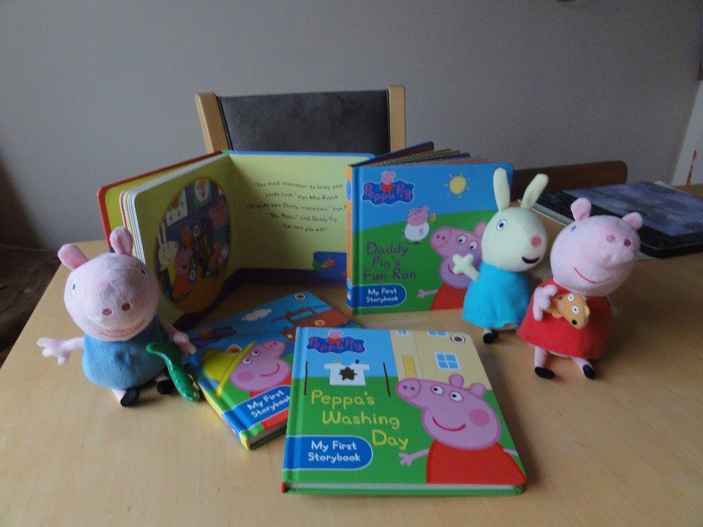 Pig Board For Sale Peppa Pig Soft Toys And Board