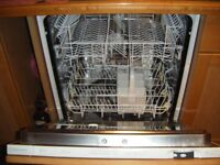 Integrated Dishwasher in good condition